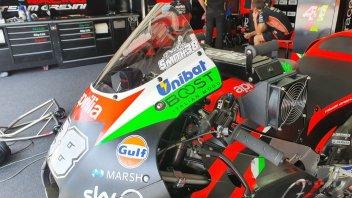 MotoGP: Aprilia wins the battle with KTM on frozen engines