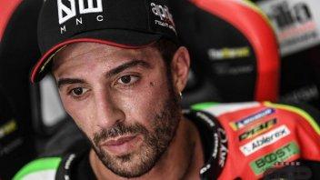 """MotoGP: Iannone: """"Cadere non è mai stato un problema, lo è rialzarsi"""""""
