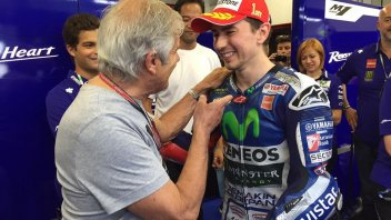"MotoGP: Lorenzo to Agostini: ""An inappropriate platitude from a legend like you"""
