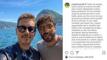 "MotoGP: Lorenzo on Iannone: ""Involuntary mistake, Talent is neither bought nor forgotten"""
