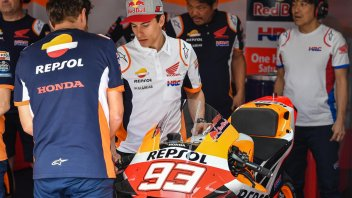 "MotoGP: Marquez: ""Ducati came looking for me, but Honda can give me more"""