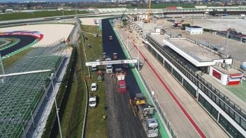MotoGP: Misano reopens: Thursday, May 14th - 40 riders on the track (including Rossi)