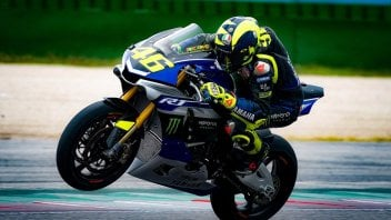 MotoGP: Rossi ready to get back on track: test already organized in Misano