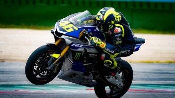 MotoGP: Rossi pronto a tornare in pista: già organizzato un test a Misano