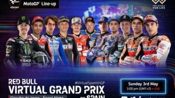 MotoGP: Virtual Race di Jerez: gli orari in tv su Sky e live su GPOne