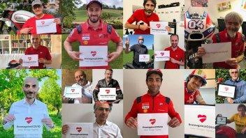 News: Ducati lancia una raccolta fondi per il Policlinico di Bologna