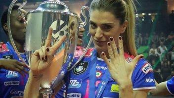 """News: Piccinini: """"Per me e Rossi non è ancora il momento di dire basta"""""""