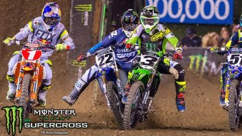 News: Monster Energy Supercross Set to Resume Racing in Salt Lake City, May 31