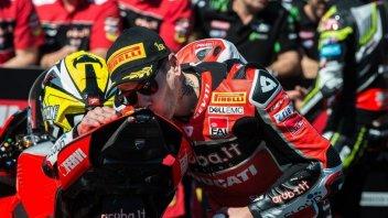 SBK: Ducati: un anno dopo, la Panigale V4 paga lo scotto di Bautista