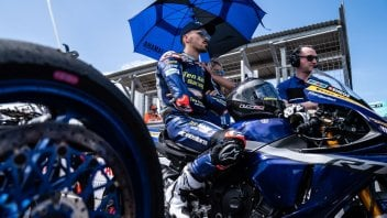 "SBK: Loris Baz: ""With this Yamaha I want to be the anti-Rea"""