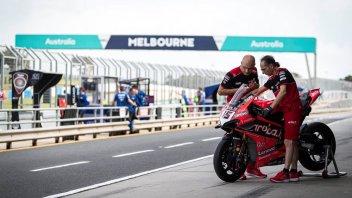 SBK: Ducati – Panigale V4: la svolta è nelle mani di Pirro