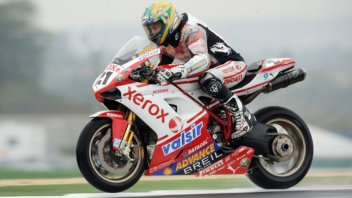 "SBK: Bayliss: ""The Panigale V4? I love the Ducati 1098 """