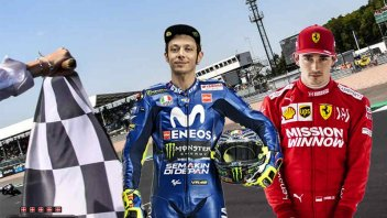 MotoGP: Leclerc vince Gara 1 a Misano, Rossi chiude 6°. Caos in Gara 2