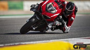 Moto - News: Arriva il Diablo Supercorsa SP V3 per la Ducati Superleggera V4