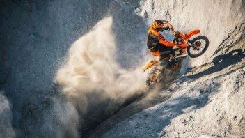Moto - News: KTM presenta la nuova gamma Enduro EXC 2021
