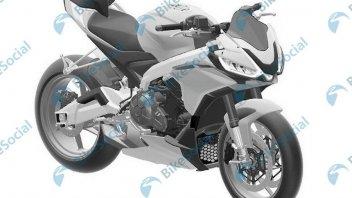 Moto - News: Aprilia Tuono 660, pronta la versione di produzione?