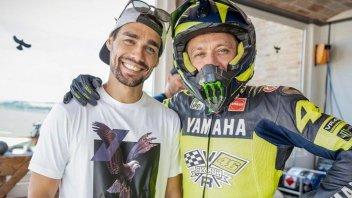 MotoGP: Fognini-Rossi: una domenica a tutto gas!