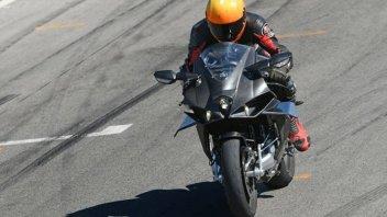 Moto - News: Bimota Tesi H2: il video in pista della hyprnaked sovralimentata