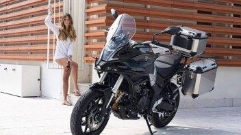 Moto - News: VOGE Valico 500 DS: arriva l'anti Benelli TRK 502