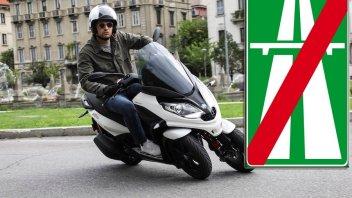 Moto - News: Niente autostrada per gli scooter a tre ruote (L5e)