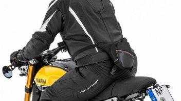 Moto - News: Marsupio in moto: fatale una cinghia per un motociclista di 59 anni