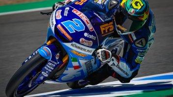 Moto3: FP1: Rodrigo sbriciola subito il record della pista, 4° Migno
