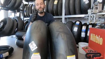 Moto - Test: Per le gomme è tempo di 'maggiorate': ecco il perché