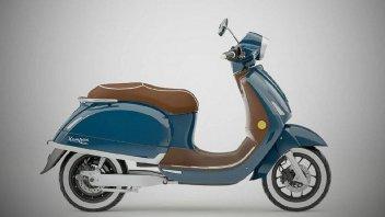 Moto - News: Piaggio: ancora cause, per un altro clone della mitica Vespa