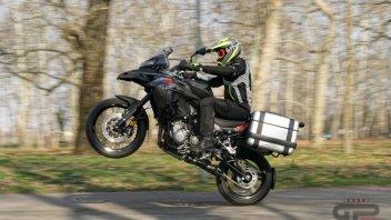 Moto - News: Mercato moto: luglio +25,7% e Benelli TRK 502 sempre più in alto in classifica