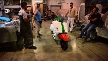Moto - News: Vespamorino by Walter Tosto: il vero amore per il Made in Italy