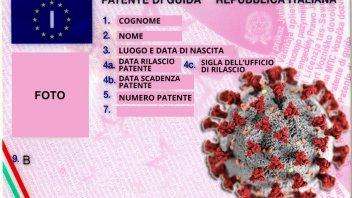 Moto - News: Coronavirus e patente scaduta - arriva la proroga per Italia ed Europa