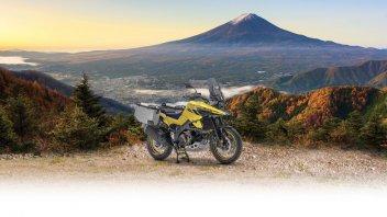 Moto - News: Suzuki V-Strom 1050 XT PRO: l'allestimento dedicato ai Globe Trotter