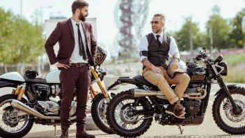 Moto - News: Distinguished Gentleman's Ride 2020, beneficenza solitaria