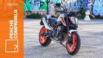 Moto - Test: KTM 890 Duke R | Perché Comprarla… E perché no