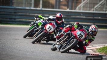 Moto - News: Doppia sfida a Magione nel Moto Guzzi Fast Endurance