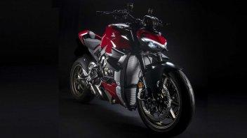 Moto - News: Ducati Streetfighter V4, più estrema con gli accessori Performance