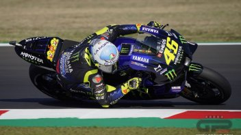 MotoGP: Rossi has his mind set on the podium after finding a fast Yamaha