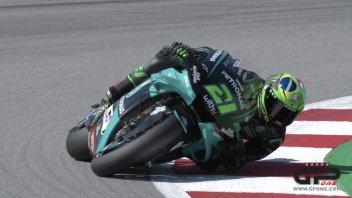 """MotoGP: Franco Morbidelli: """"Bello battere Quartararo nel giro di qualifica"""""""