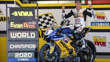 SBK: Locatelli: his first podium, in Moto 3 at the Sachsenring, is a mark on the skin