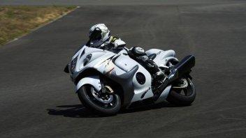 Moto - News: Rumors - Suzuki Hayabusa, ma quando la vedremo? Forse entro l'anno