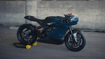 """Moto - News: Zero SR/S by Deus ex Machina, la special vintage """"alla spina"""""""
