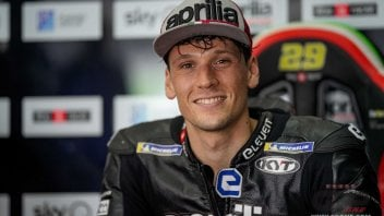 MotoGP: BREAKING NEWS- Lorenzo Savadori in MotoGP with Aprilia: will replace Smith