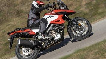 Moto - News: Suzuki V-STROM Tour 2020: sabato 4 luglio tra Piemonte e Lombardia