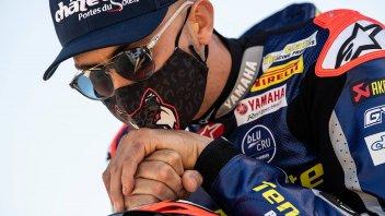 """SBK: Baz: """"Merito la Yamaha ufficiale, la sfida è con Gerloff"""""""