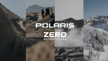 Moto - News: Polaris e Zero Motorcycles: nasce rEV'd up per lo sviluppo di veicoli elettrici