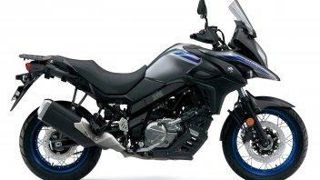 Moto - News: Suzuki V-Strom 650 XT 2021: debutta in Australia, caratteristiche e foto