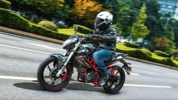 Moto - News: Benelli BN125 e Tornado naked T 125 my2021: 16enni accontentati - caratteristiche