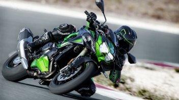 Moto - News: Kawasaki Z H2 SE my2021: l'evoluzione del concetto naked - caratteristiche