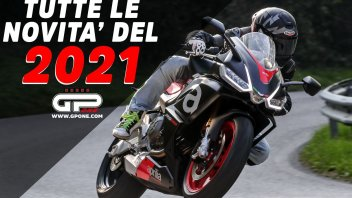 Moto - News: Tutte le novità moto e scooter 2021: il punto della situazione