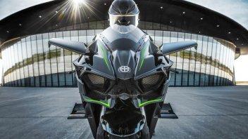 Moto - News: Kawasaki Heavy Industries decide di scorporare il settore moto dal 2021